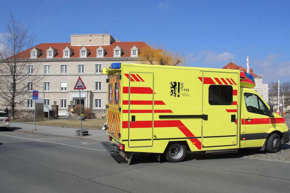 Weil es zu wenige Patienten gab, sind die Dresdner Kliniken tief im Verlustbereich.