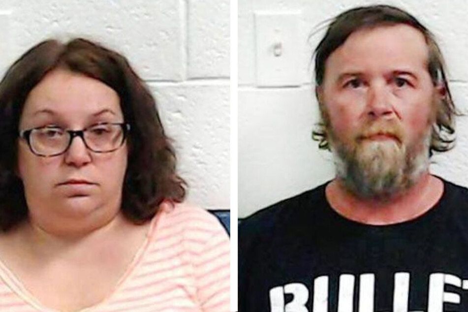 Julie Wheeler (l) and Rodney Wheeler (r) were both arrested for their attempted con and are now receiving their convictions.