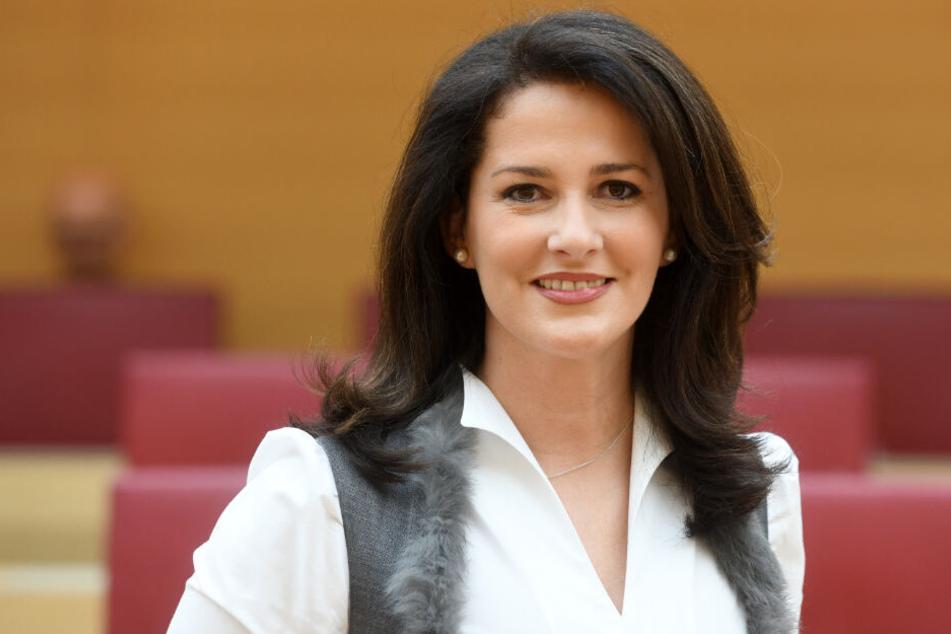 Michaela Kaniber (CSU), Staatsministerin für Ernährung, Landwirtschaft und Forsten.