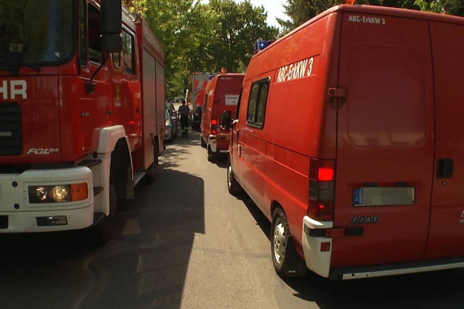 Berufsschule bei Leipzig wegen üblen Geruchs evakuiert