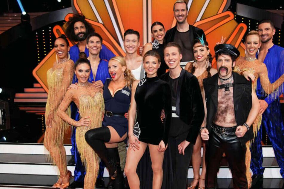 """TV-Songs und Disco ohne Ende: Heute geht's rund bei """"Let's Dance"""""""