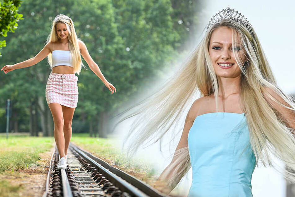 """Schöne """"Miss Galaxy Sachsen"""" will Papas Firma übernehmen"""