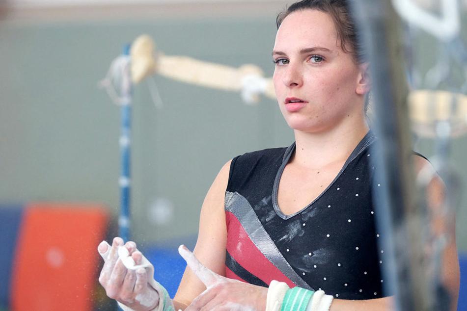 Sophie Scheder kann wegen einer Verletzung nicht an der EM in Glasgow teilnehmen.