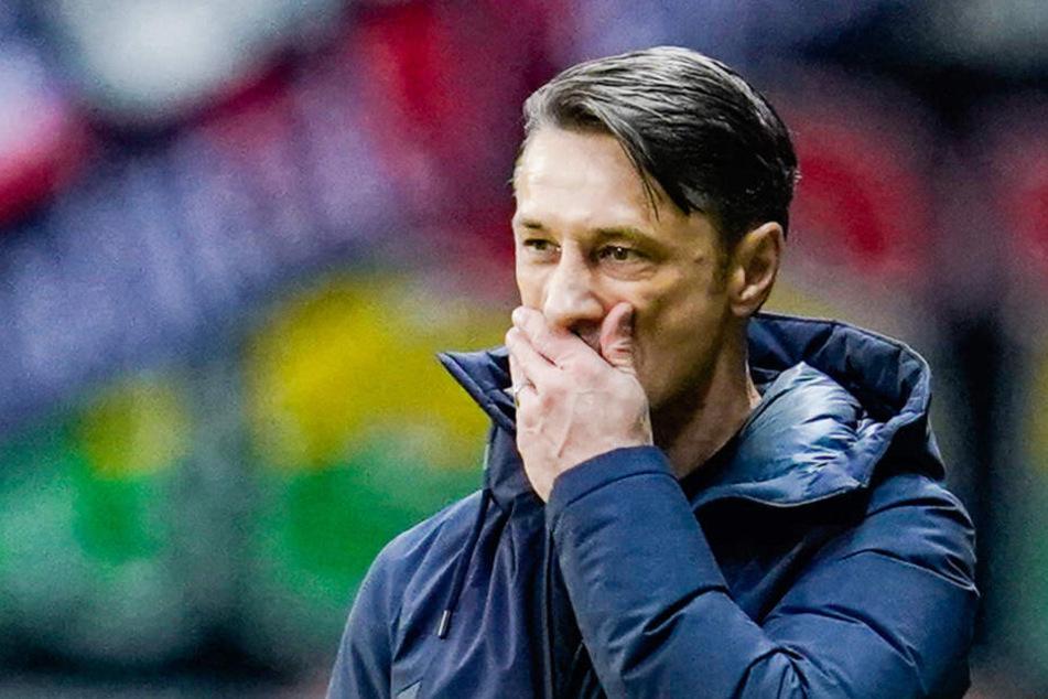 Nach nur eineinhalb Jahren musste Niko Kovac (48) den FC Bayern wieder verlassen. (Archivbild)