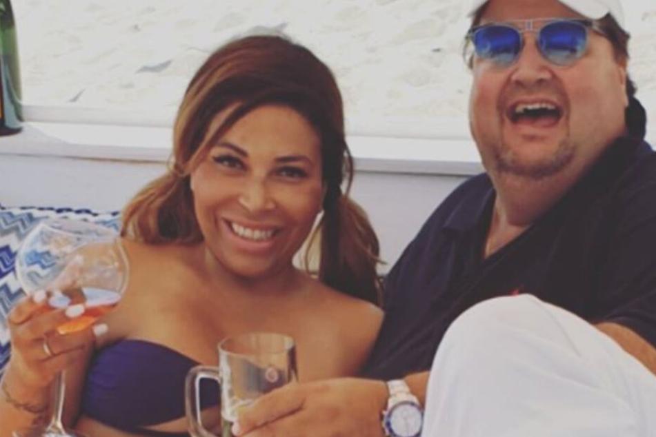 Patricia Blanco (48) ist total verliebt in ihren neuen Freund Andreas Ellermann (54).