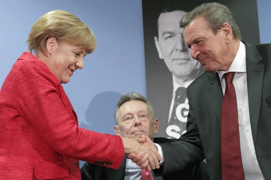 Mit Schröders Idee wäre Merkel längst keine Kanzlerin mehr