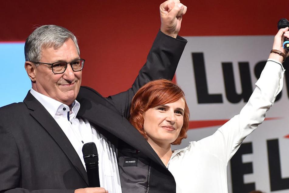 Linke zweitstärkste Kraft: So wählten die Berliner