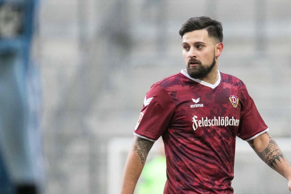 Ex-Dynamo Alvarez kehrt Deutschland den Rücken