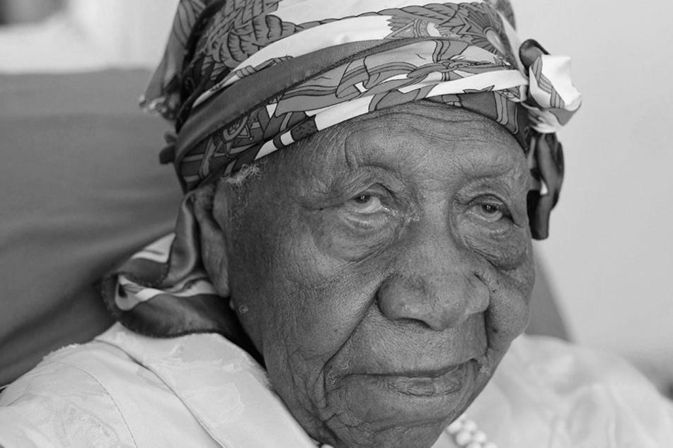 Violet Brown starb im Alter von 117 Jahren.