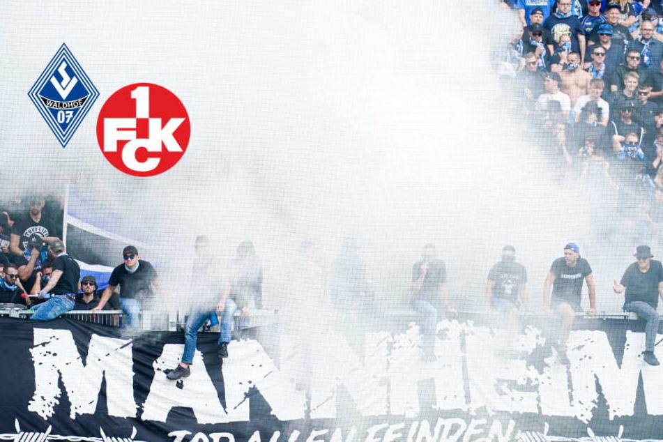 Derby zwischen Mannheim und Kaiserslautern: Polizei rüstet sich für Hochrisiko-Spiel