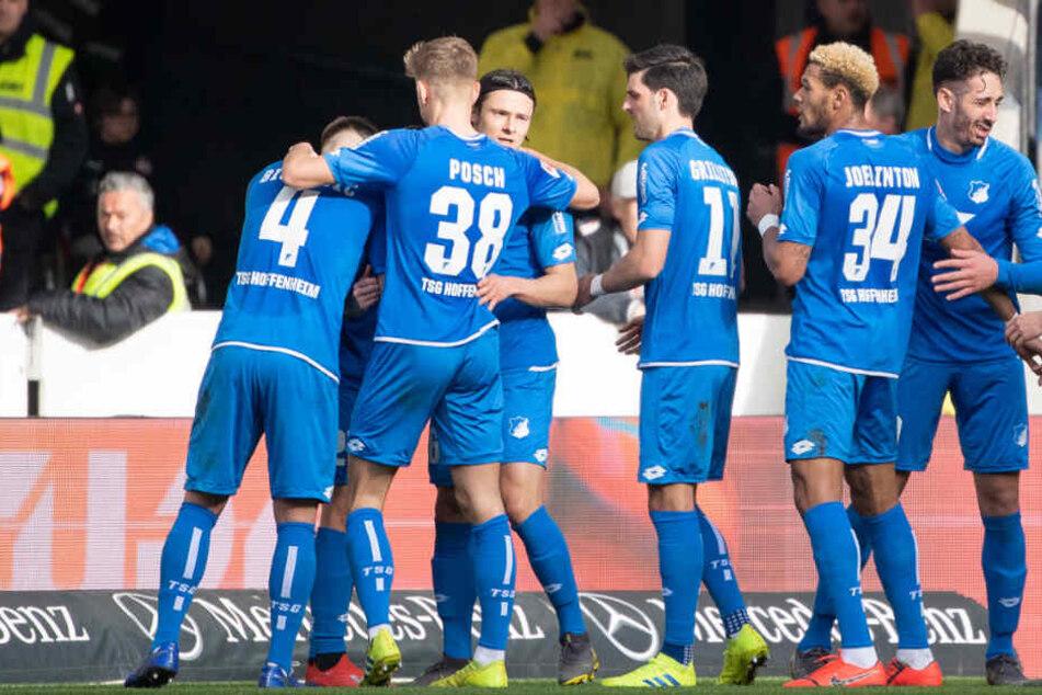 Die Hoffenheimer spielten am vergangenen Spieltag 1:1-Unentschieden gegen den VfB Stuttgart in der Mercedes-Benz Arena.