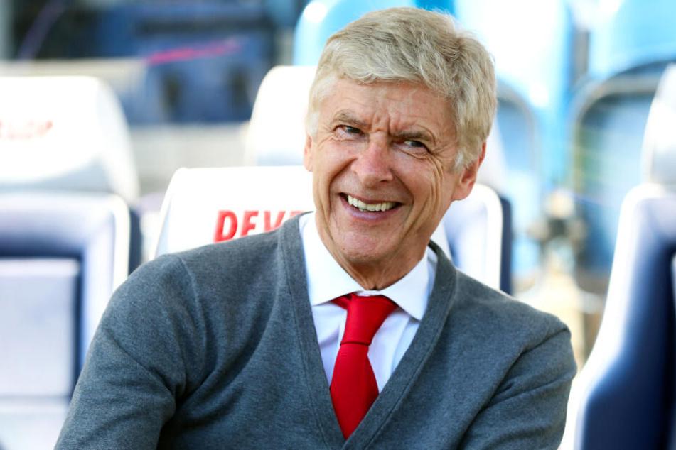 Arsene Wenger will die Abseitsregel revolutionieren.