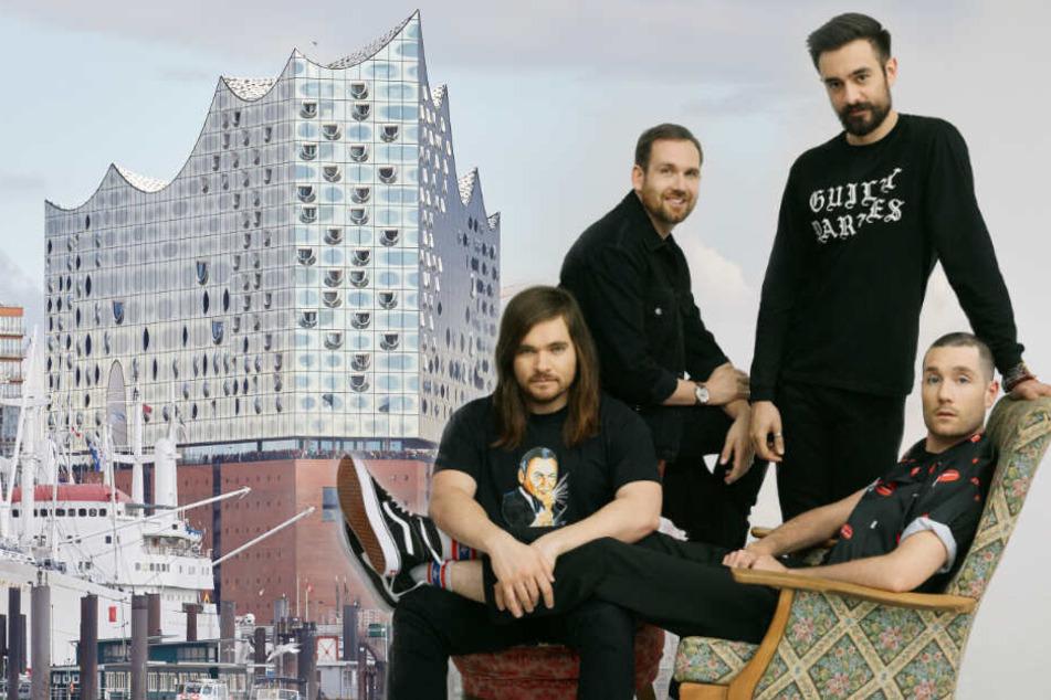 Hamburg: Elphi startet mit Top-Act ins neue Jahr und einfach jeder kann dabei sein!