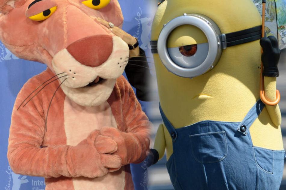 Schlechter Karnevals-Scherz: Darum sucht die Polizei Pink Panther und Minions