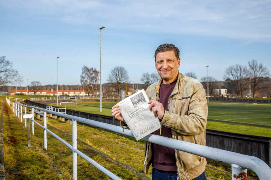 Dresden: Dresdens ältestes Fußball-Programmheft: So wurde 1910 gekickt