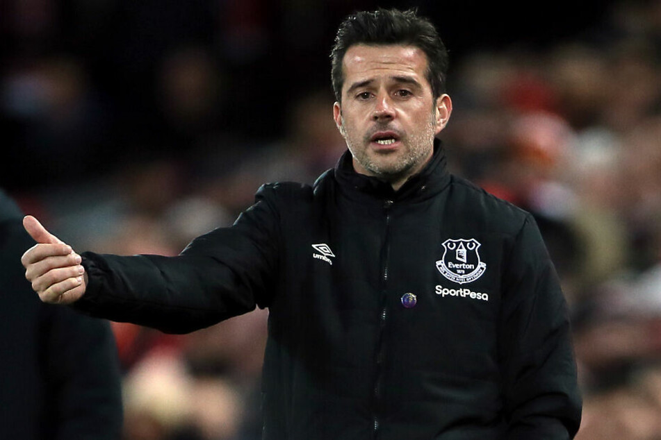 FC Everton schmeißt Trainer Marco Silva raus