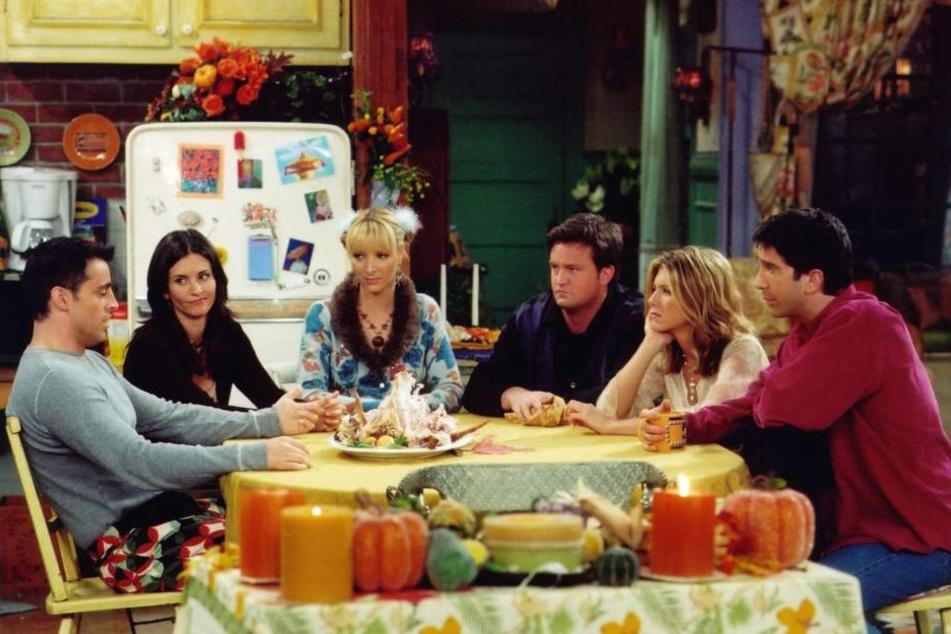 Friends entwickelte sich zwischen 1994 und 2004 zu einer der beliebtesten Serien weltweit.