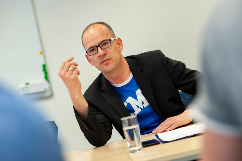 CWE-Chef Sören Uhle (43) sieht angesichts der Vorfälle im vergangenen Jahr keine Zukunft für das Chemnitzer Stadtfest.