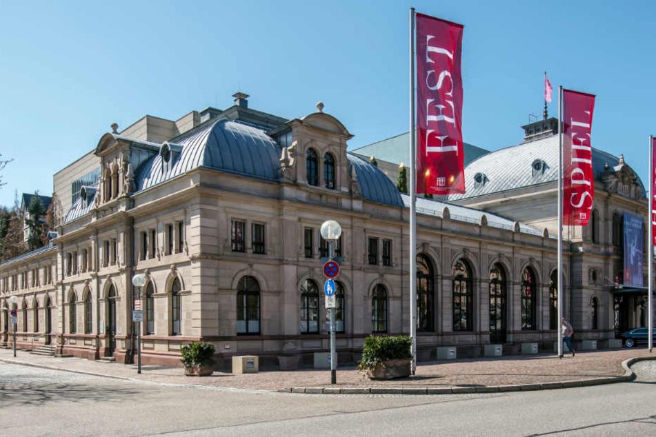 Das Festspielhaus in Baden-Baden. Vom 18. bis 22. Mai finden hier die Pfingstfestspiele statt.