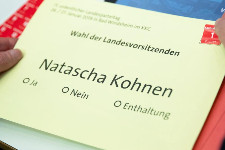 Einen Gegenkandidaten gab es auf dem SPD-Parteitag in Bad Windsheim nicht.