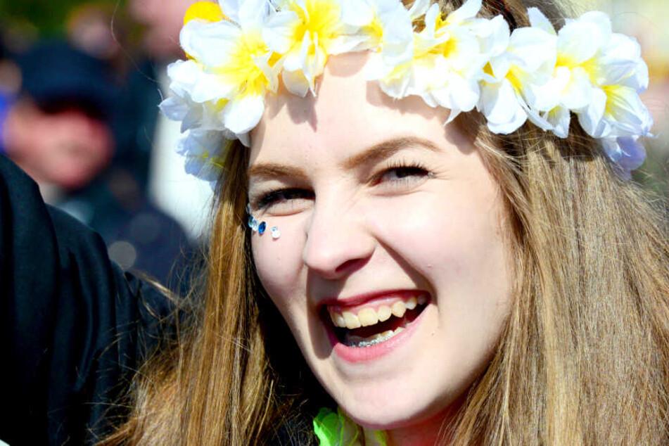 Heute startet das Baumblütenfest in Werder!