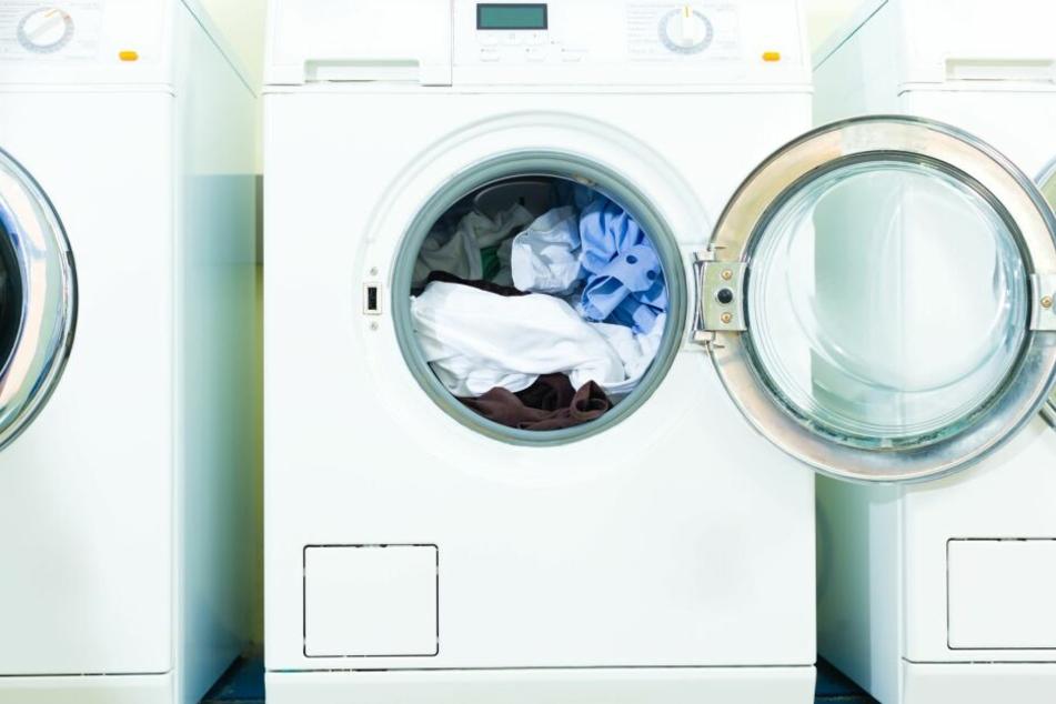 Eine defekte Waschmaschine hat in Steinberg im Vogtland einen Wohnungsbrand verursacht. (Symbolbild)