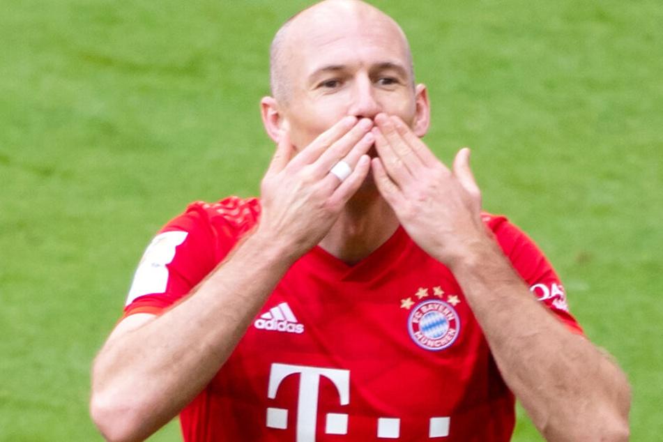 Arjen Robben hat im Sommer seine Karriere als Fußballer offiziell beendet.
