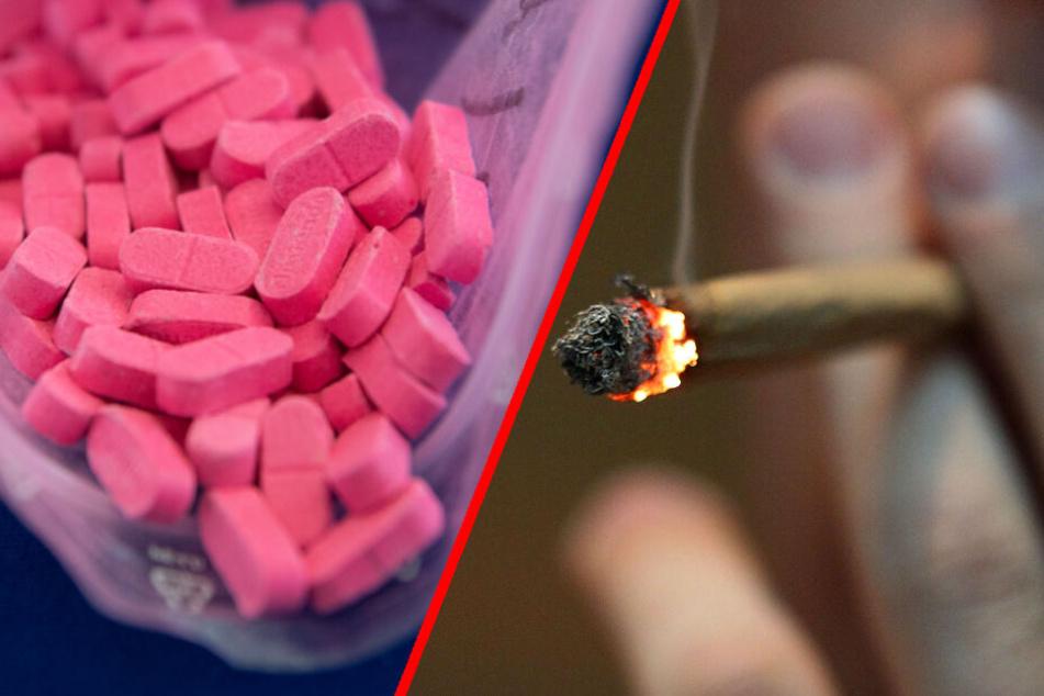 Schülerin (16) stirbt, nachdem sie Marihuana und Ecstasy einnimmt