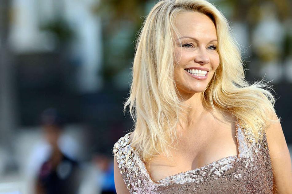 Pamela Anderson (51) hat bereits zwei erwachsene Söhne (21 und 22).
