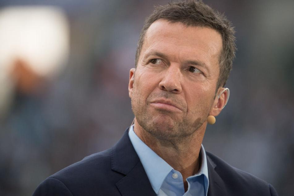 Sky-Experte Lothar Matthäus fand den Kommentar von Bayern Boss Uli Hoeneß überflüssig. (Archivbild)