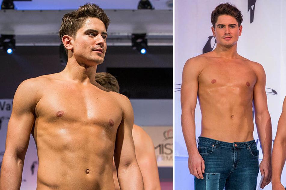Dominik Bruntner ist Deutschlands schönster Mann.