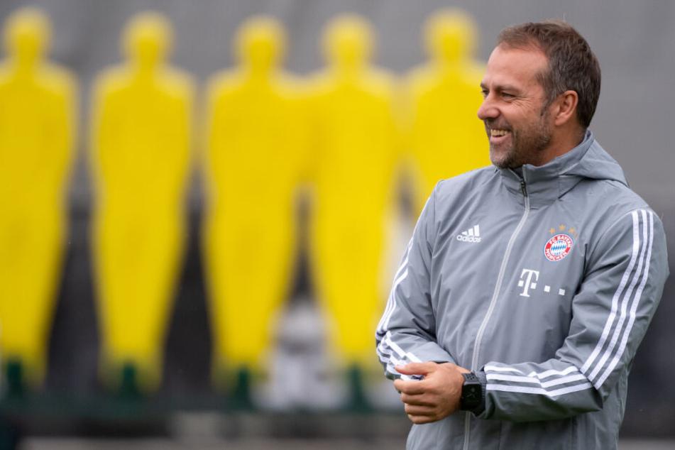 Für Bayerns Interimstrainer Hansi Flick gibt es ab sofort keine Alibis oder Ausreden mehr.