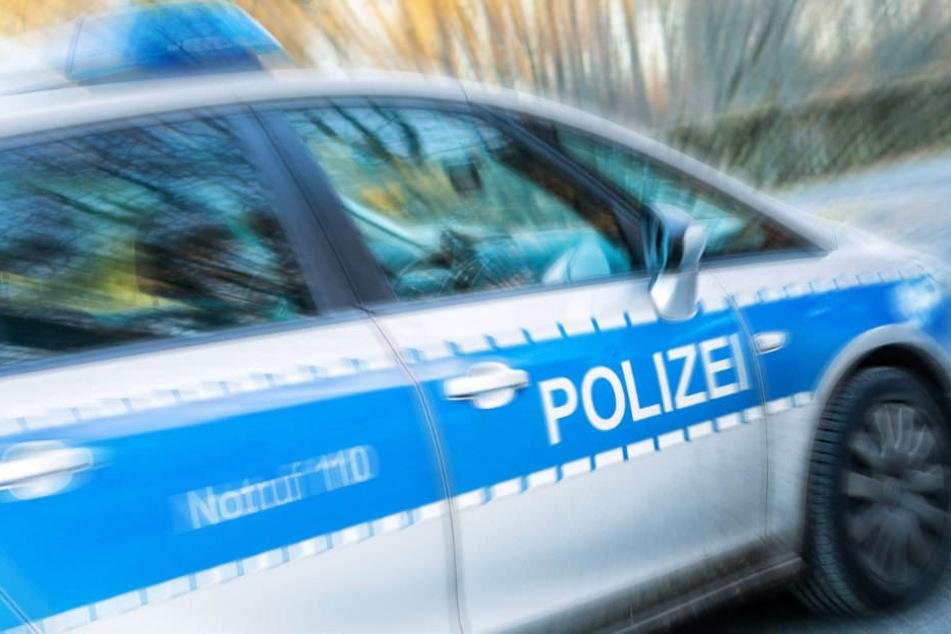 Polizeibeamte konnten den nackten Mann durch den Einsatz von Pfefferspray überwältigen. (Symbolbild)