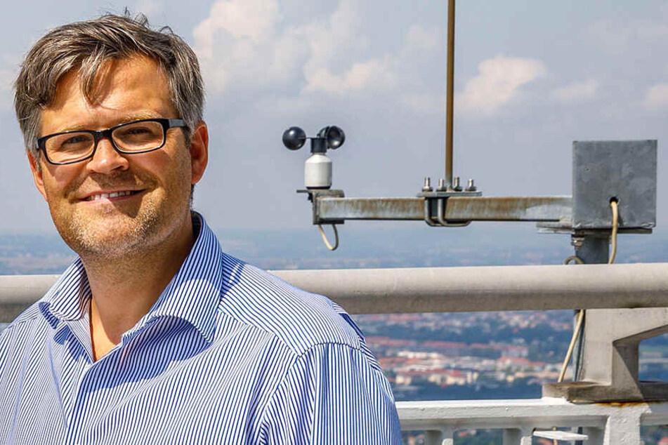 Immobilien-Unternehmer Sven Spielvogel (44) ist der neue Eigentümer der Laubegaster Werft.