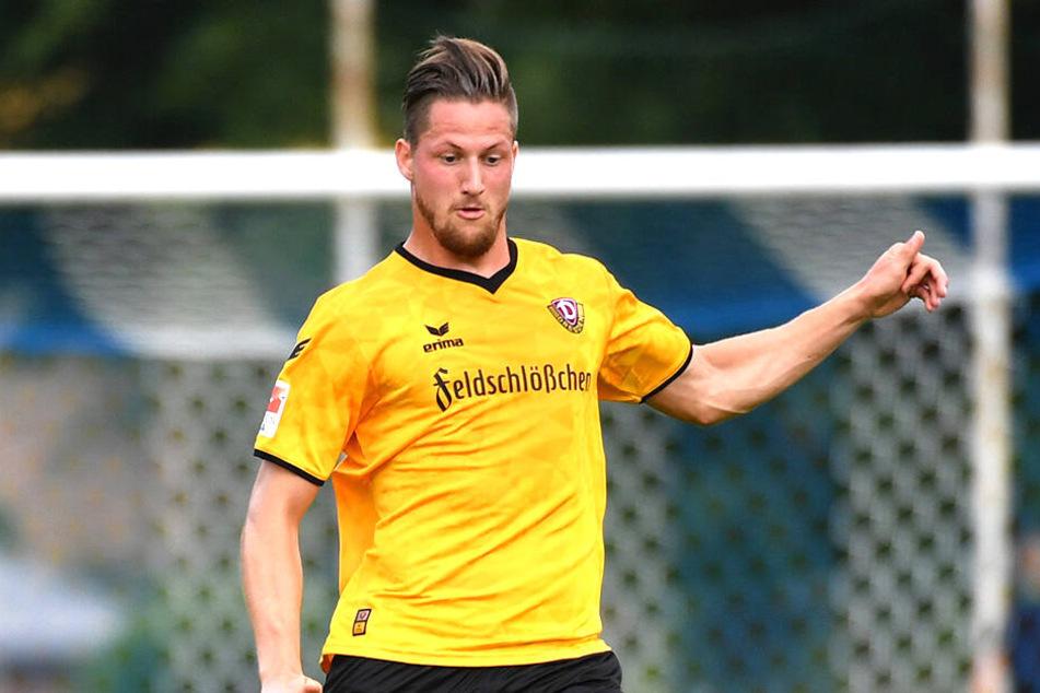 Hendrik Starostzik konnte sich bei der SG Dynamo nicht durchsetzen.