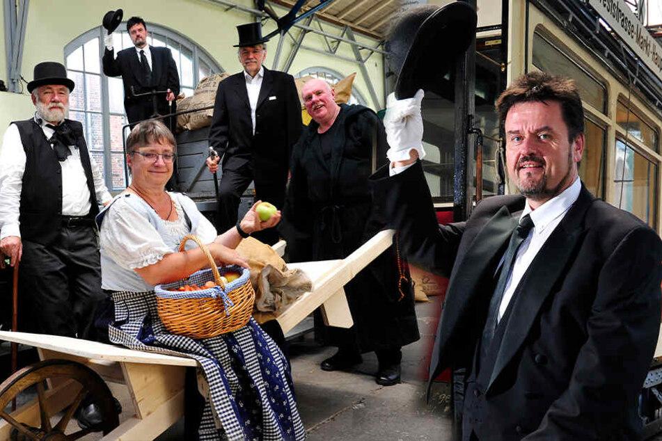 Chemnitz: So ein Theater: CVAG-Chef in ganz neuer Rolle