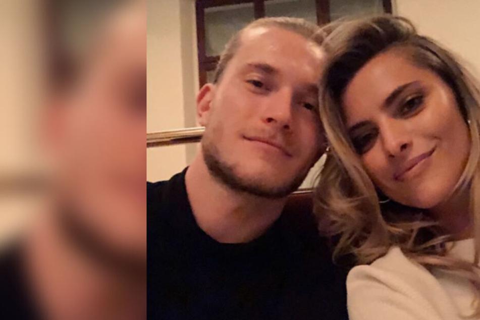 Premiere! Loris Karius postet Liebes-Selfie mit Sophia Thomalla