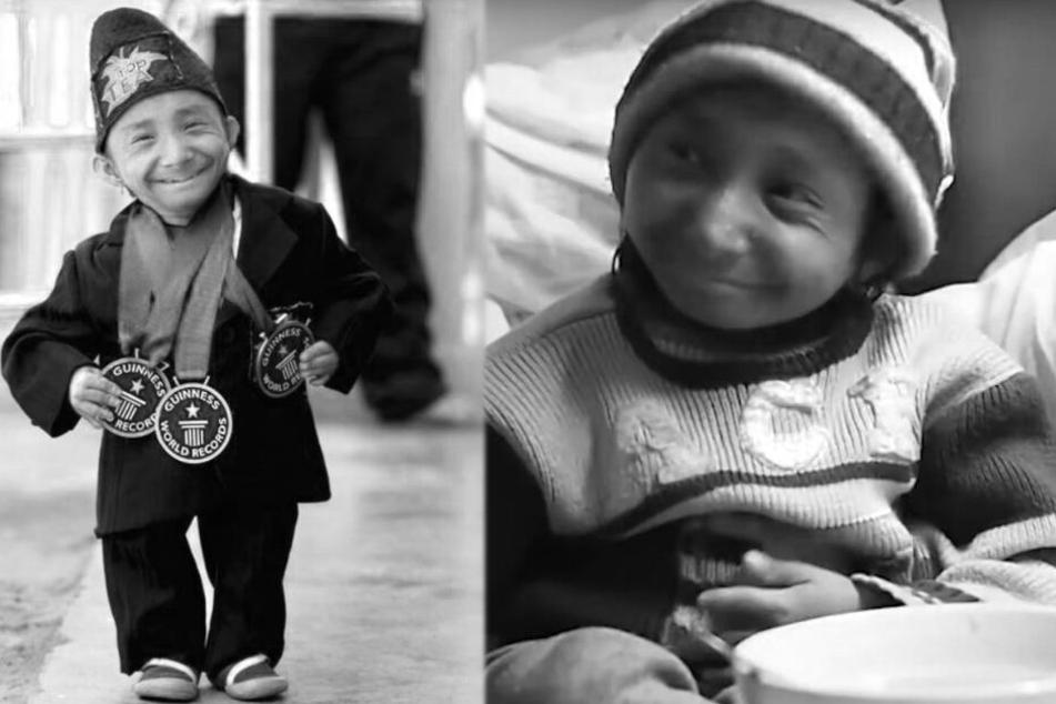 Kleinster Mann der Welt stirbt mit nur 27 Jahren