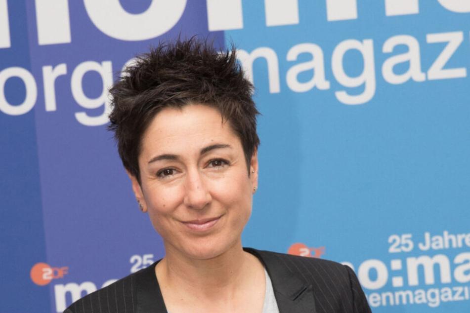 Dunya Hayali moderiert das Morgenmagazin