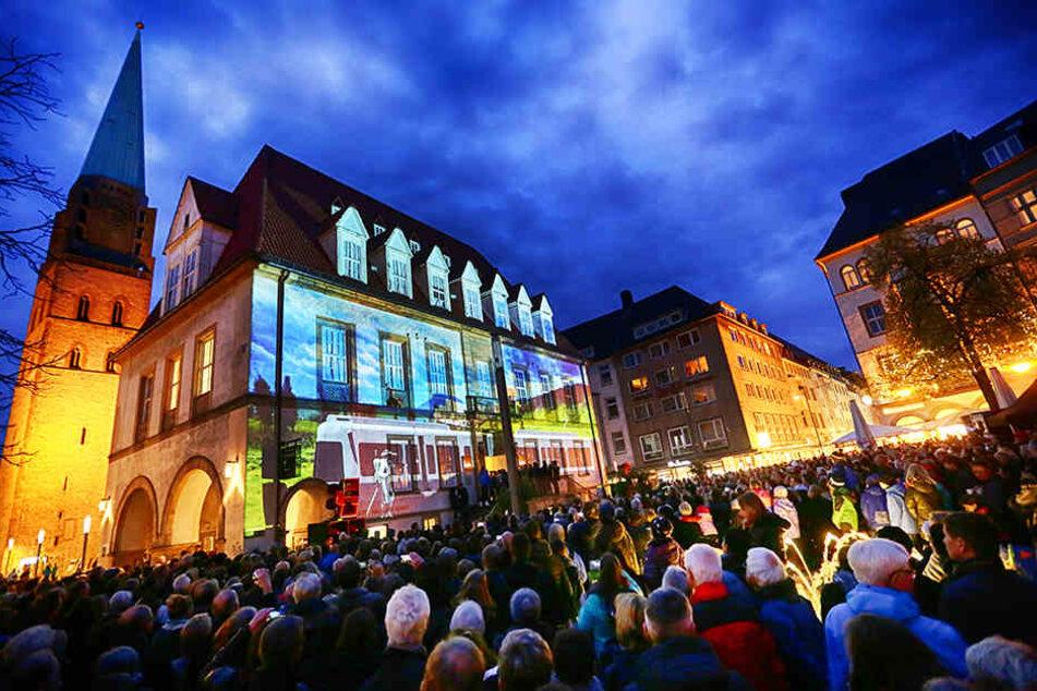 Natürlich darf auch die 3D-Show am Theater am Alten Markt nicht fehlen.