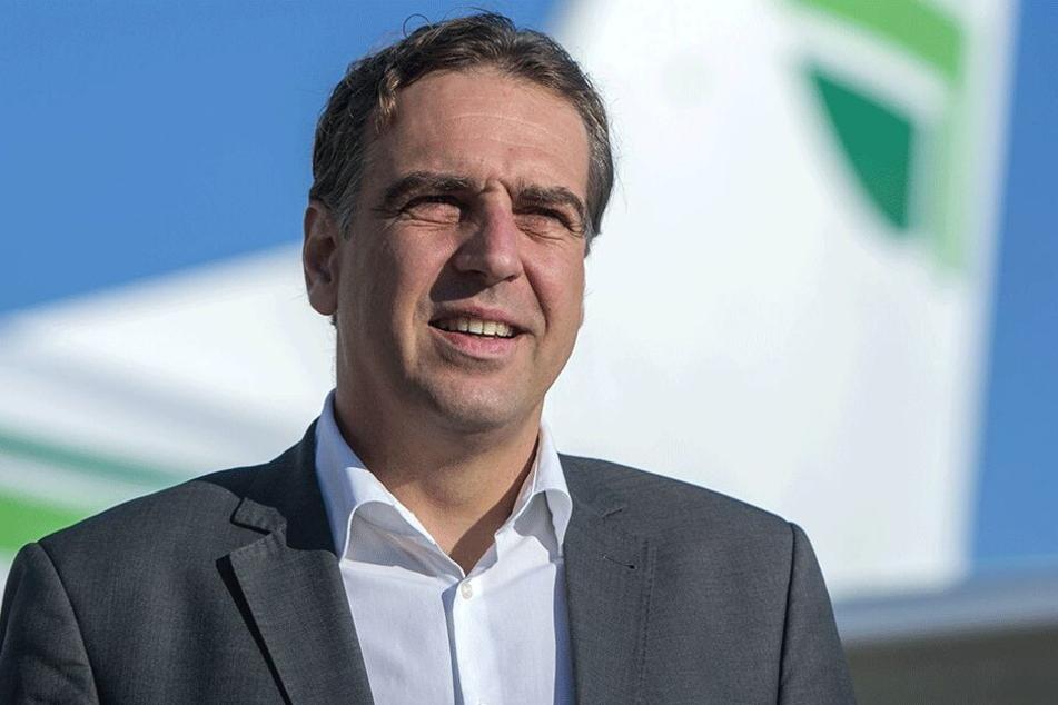 Germania-Boss Karsten Balke (45) hat einen Geldgeber gefunden.