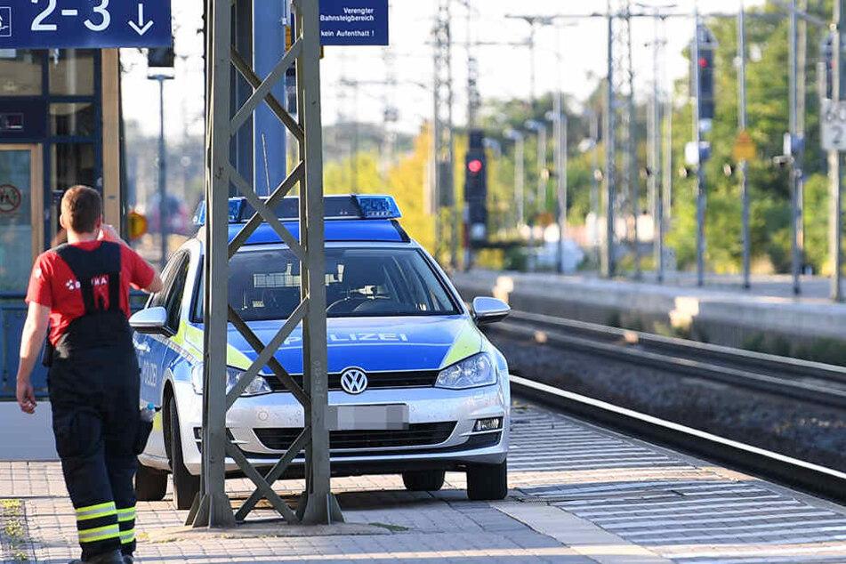 IC-Drama von Delitzsch geklärt: 13-Jähriger warf sich absichtlich vor den Zug