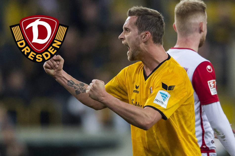 """""""Ein Supergefühl!"""" Aber Konrad will bei Dynamo mehr als nur Ersatz sein"""