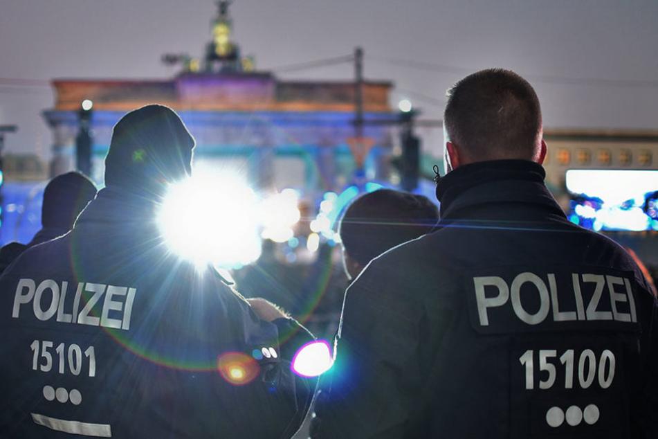 Die Polizei ist bei den Silvesterfeierlichkeiten dieses Jahr besonders wachsam.