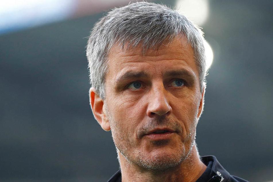 Jens Härtel führte bereits den FC Magdeburg in die 2. Bundesliga.