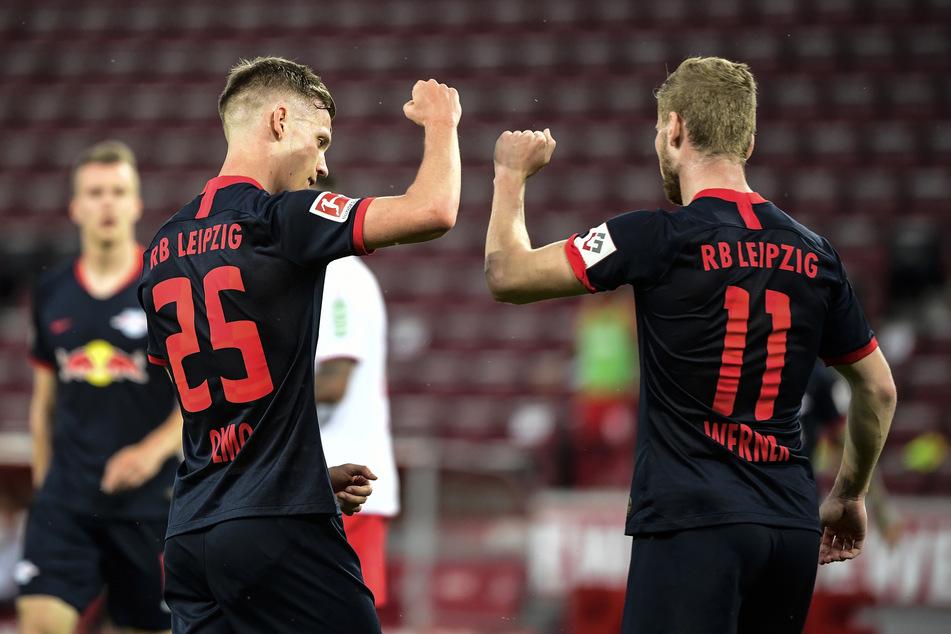 Gegen Paderborn wollen die Roten Bullen die nächsten drei Punkte einfahren.