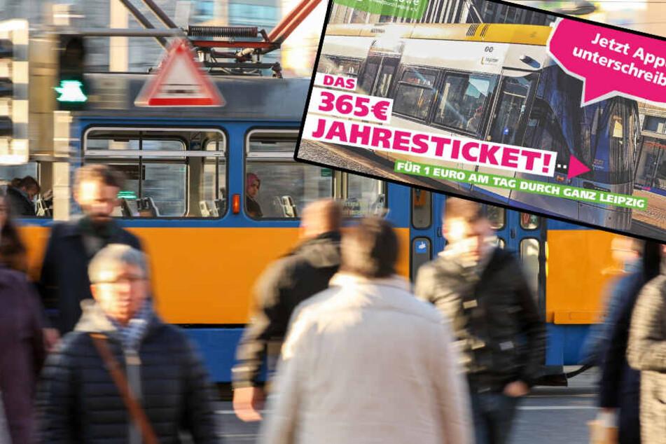 1 Euro für Bus und Bahn pro Tag: Wie entscheidet die Stadt?