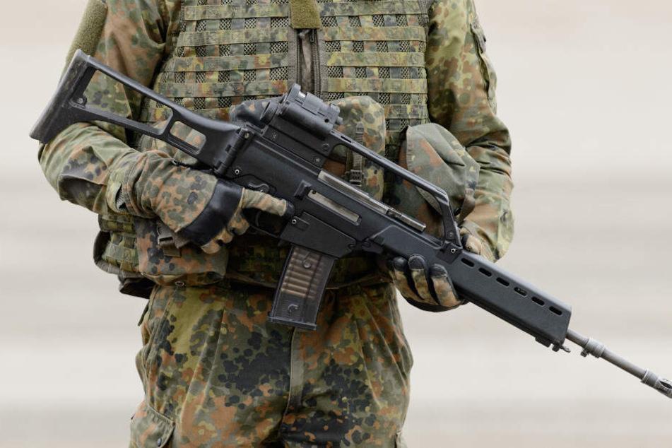 Unfassbar! Bundeswehr-Soldat soll aus diesem Grund Getränkemarkt ausgeraubt haben