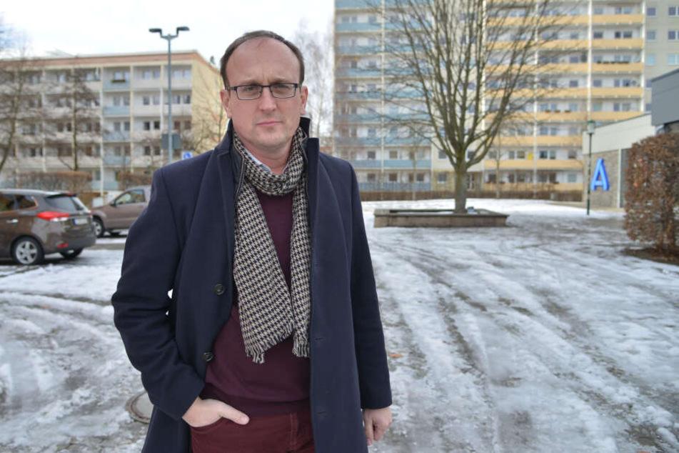 SPD-Stadtrat Jörg Vieweg (47) will die Rückkehr der kleinen Wochenmärkte.