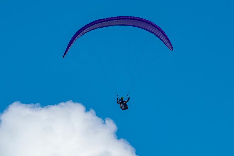 Der Drachenflug endete tödlich (Symolbild).